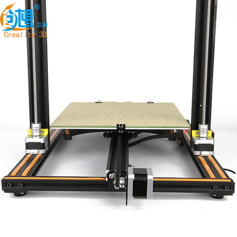 creality cr 10s 3d desktop diy printer kit ship from usa. Black Bedroom Furniture Sets. Home Design Ideas