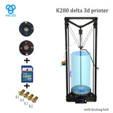 He3D K280 Large Delta 3D Printer Kit - 3D Printer Universe
