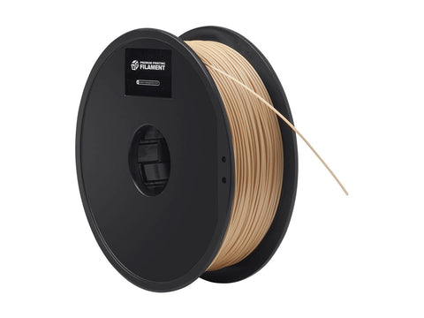 Monoprice Premium 3D Printer Wood Filament PLA 1.75MM .5kg - 3D Printer Universe