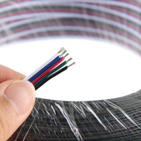 5 Pin 22awg Wire Extension - 3D Printer Universe