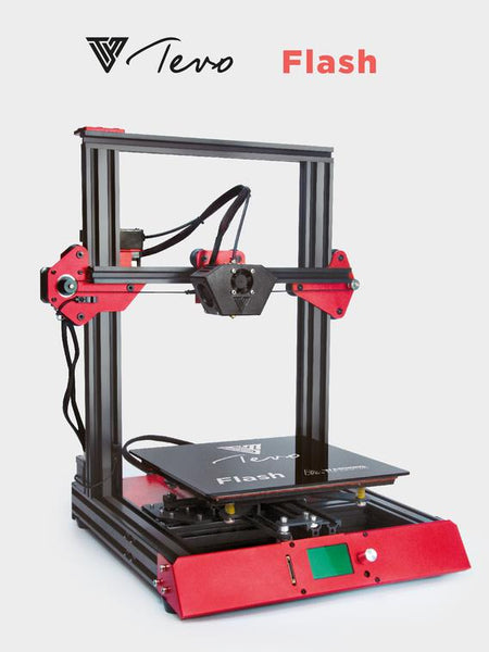 Tevo Flash 3D Printer Kit - Ships From USA Option - 3D Printer Universe