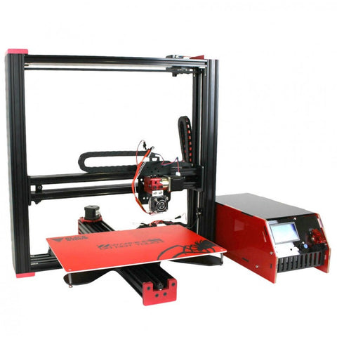 Tevo Black Widow 3D Printer Kit - Ship From USA Warehouse Option - 3D Printer Universe