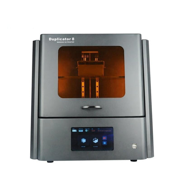Wanhao Duplicator 8 UV DLP Resin 3D Printer - Ship from USA option - 3D Printer Universe