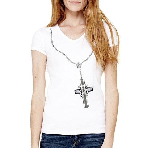 CONFESSIONS 2 V-NECK - Womens T-Shirt