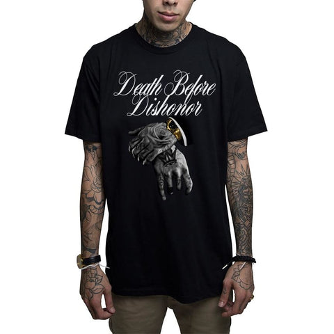 DEATH B4 DISHONOR - T-Shirt