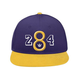 LEGEND SNAPBACK - Purple/Gold - Hat