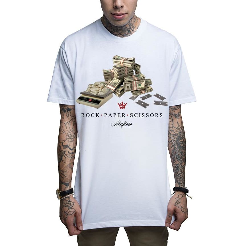 ROCK PAPER SCISSORS - T-Shirt