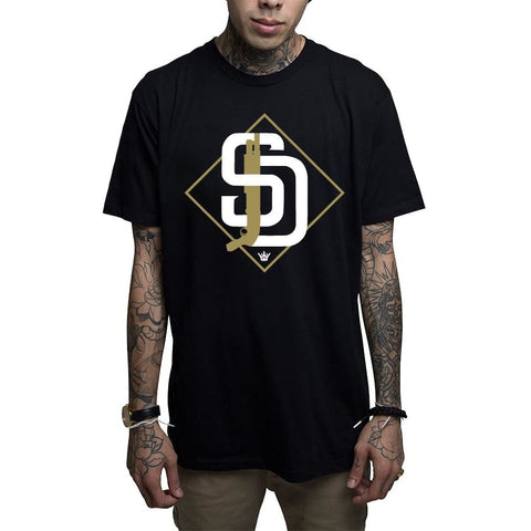 SD SHOTTY GOLD - T-Shirt