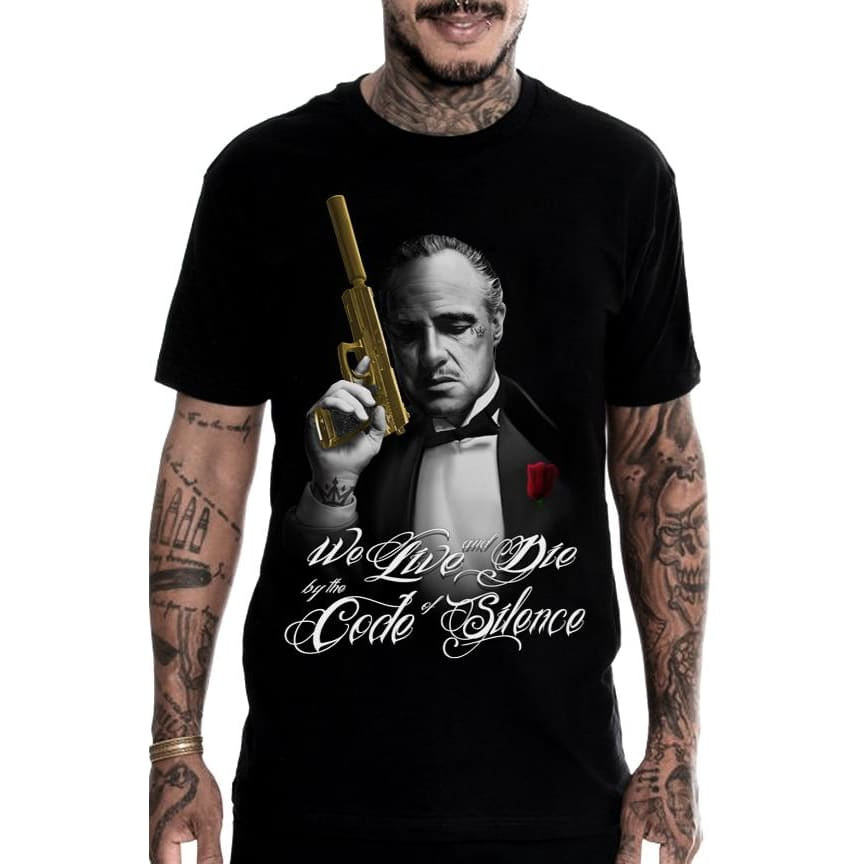 SILENCER GOLD - T-Shirt