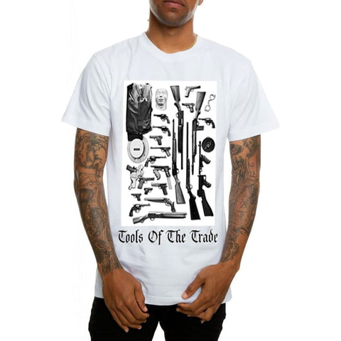 TOOLS - S / White - T-Shirt