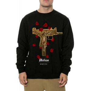 UZI PRAYER CREWNECK - Crewneck