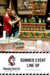 Bloody Maria Summer Events