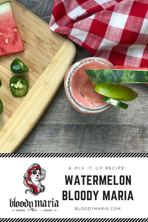 Watermelon Bloody Maria