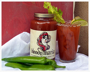 Traditional Bloody Maria (Mary)