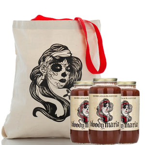 Party Sampler + Tote (3 Jars)