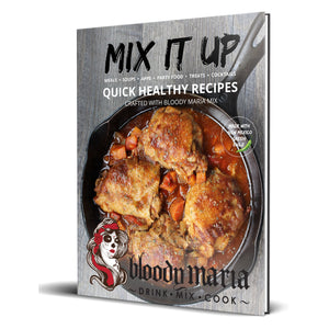 Cookbook Magazine - MIX IT UP