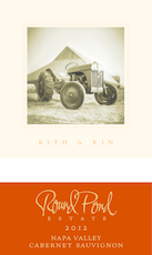 "Round Pond Estate ""Kith and Kin"" Cabernet Sauvignon 2015"