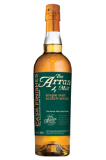 Arran, Sauternes Cask Finish Single Malt Scotch Whisky 100 Proof