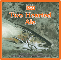 Bell's Two Hearted Ale 6 Pack Bottle