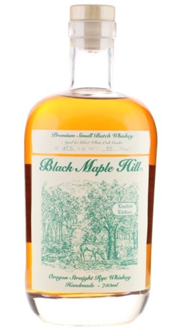 Black Maple Hill Limited Edition Oregon Straight Rye