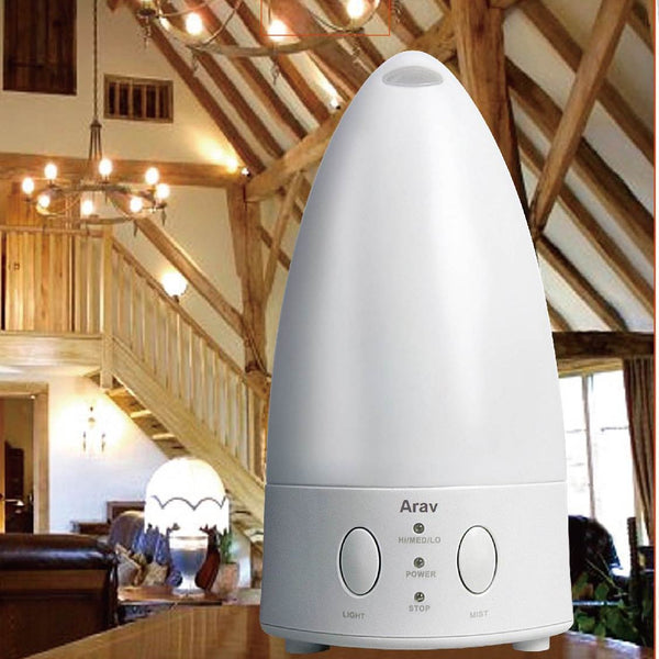 Arav Colour Changing Aroma Diffuser and Humidifier. - Diffuser Humidifier
