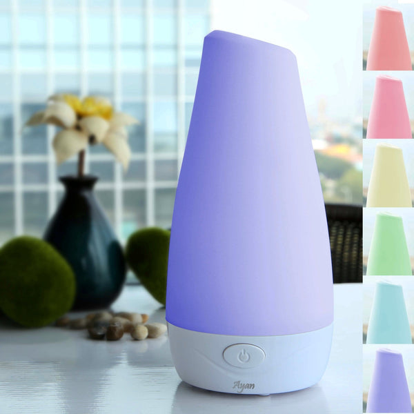Ayan Colour Changing Aroma Diffuser and Humidifier. - Diffuser Humidifier