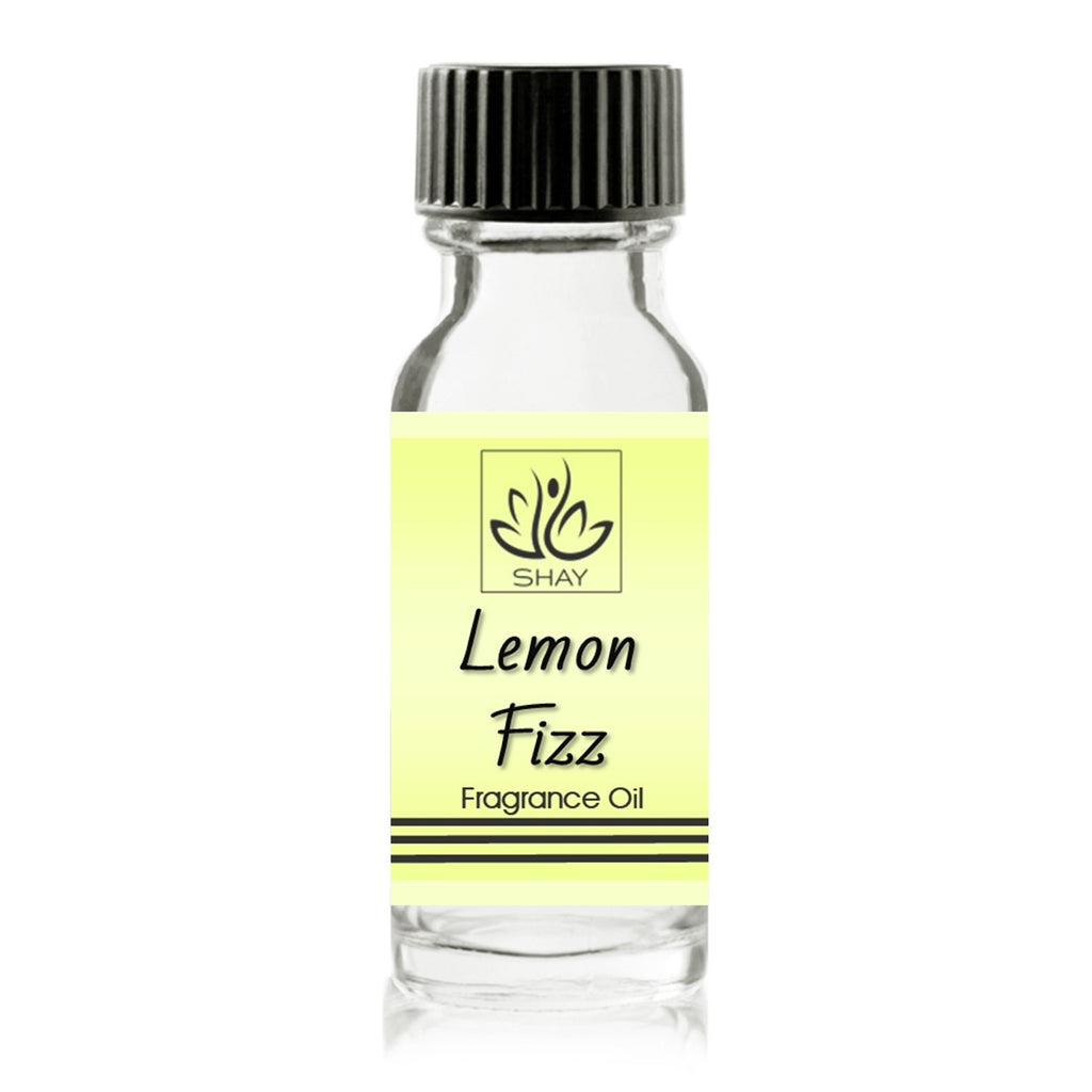 Lemon Fizz - 15ml Fragrance Oil Bottle