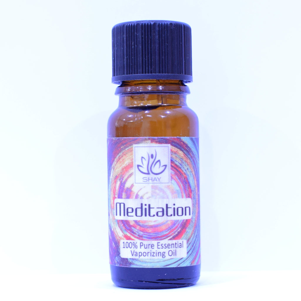 Meditation - 100% Pure Essential Vaporizing Oil 10ml Bottle - Diffuser Humidifier