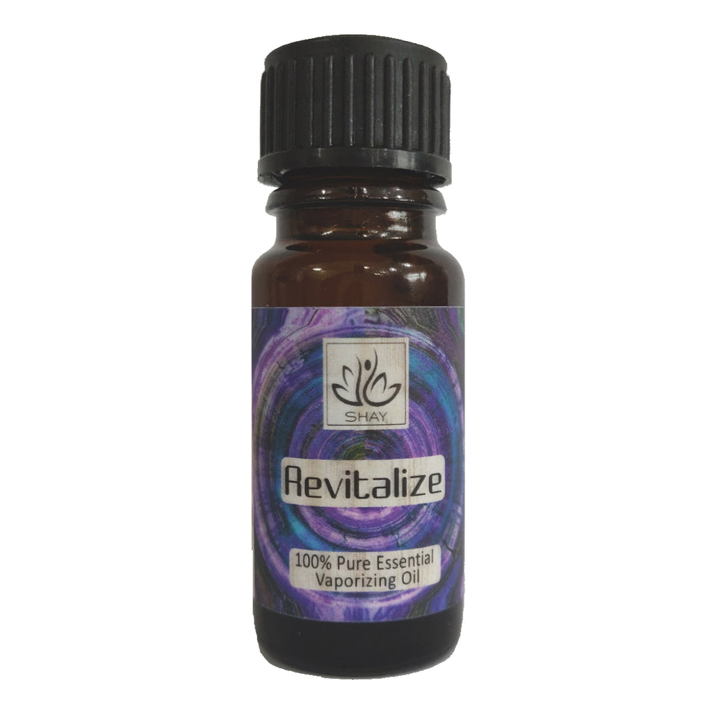 Revitalize - 100% Pure Essential Vaporizing Oil 10ml Bottle