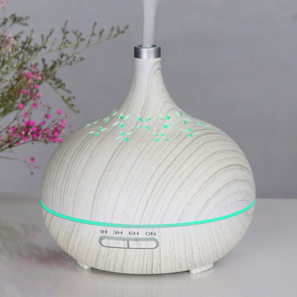 Shohan MX Aroma Diffuser & Humidifier with Colour Changing light. 8 Hours.