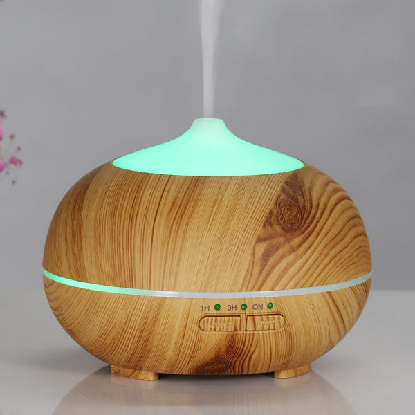 Shohan SR01 Aroma Diffuser & Humidifier with Colour Changing Light. 5 Hours.
