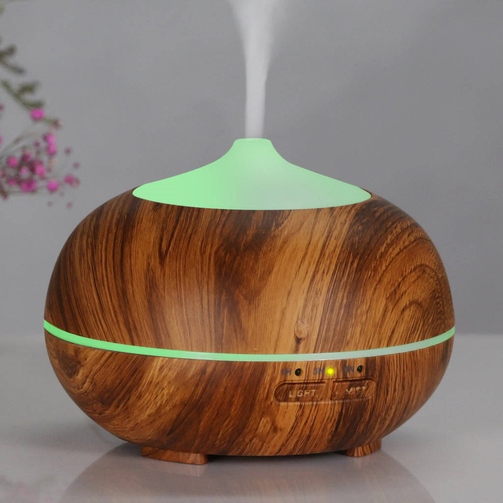 Shohan SR02 Aroma Diffuser & Humidifier with Colour Changing Light. 5 Hours.