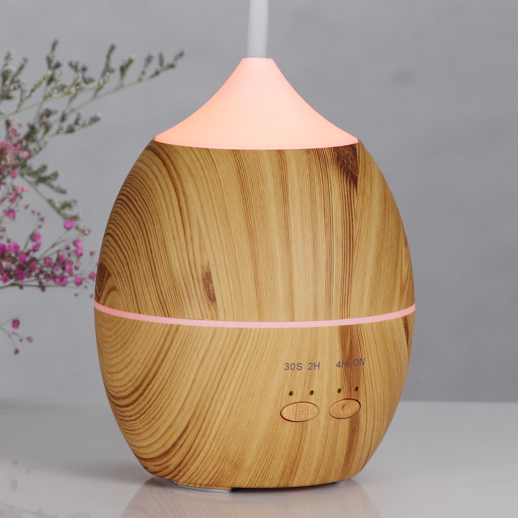 Shohan TD01 Aroma Diffuser & Humidifier with Colour Changing Light. 8 Hours.