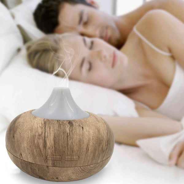 Shohan BM01 Colour Changing Aroma Diffuser and Humidifier. 6 Hours. - Diffuser Humidifier