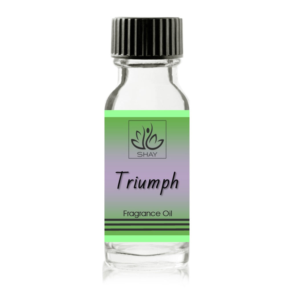 Triumph - 15ml Fragrance Oil Bottle