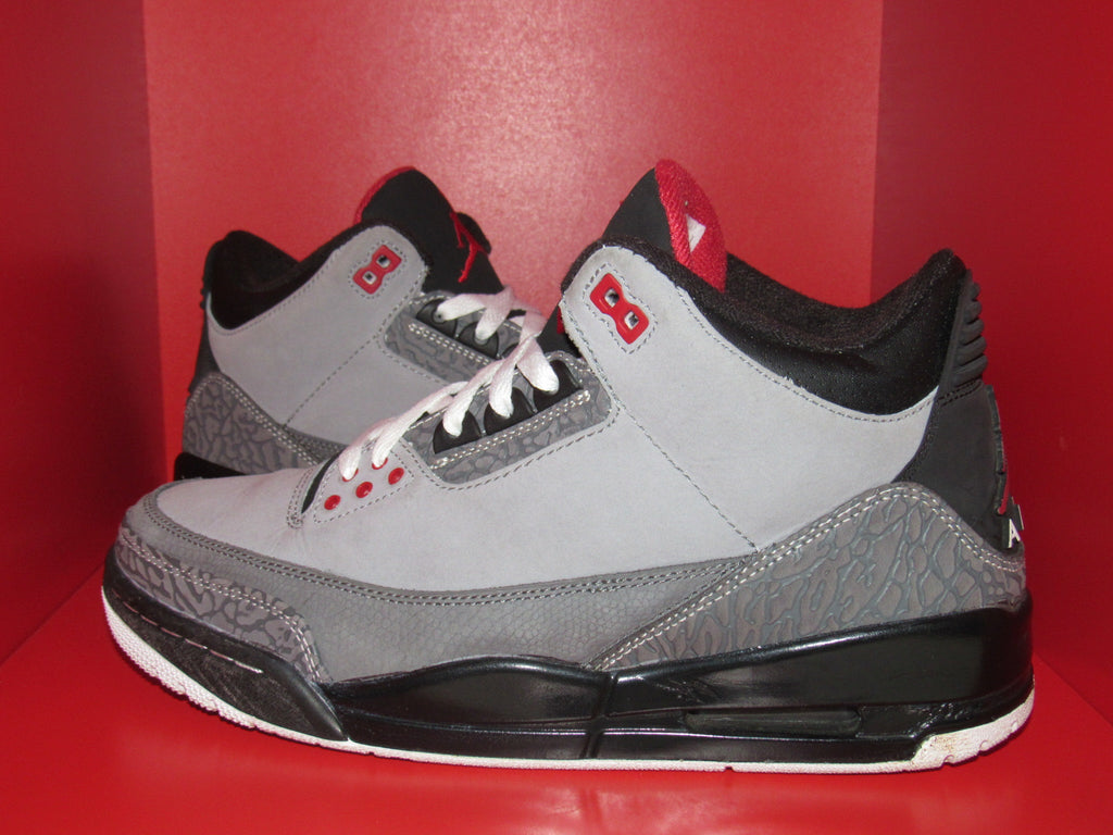 "Air Jordan 3 Retro ""Stealth"""