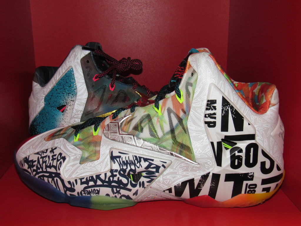 "LeBron 11 ""What The LeBron"""