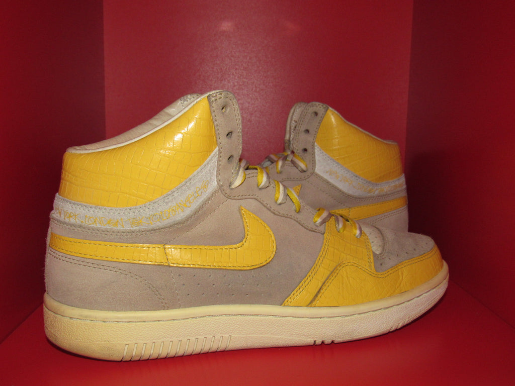 "Court Force Hi ""Stussy"""