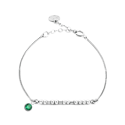 6052b1c068512 Bridesmaid's Personalized Name Gift - Morse Code Necklaces