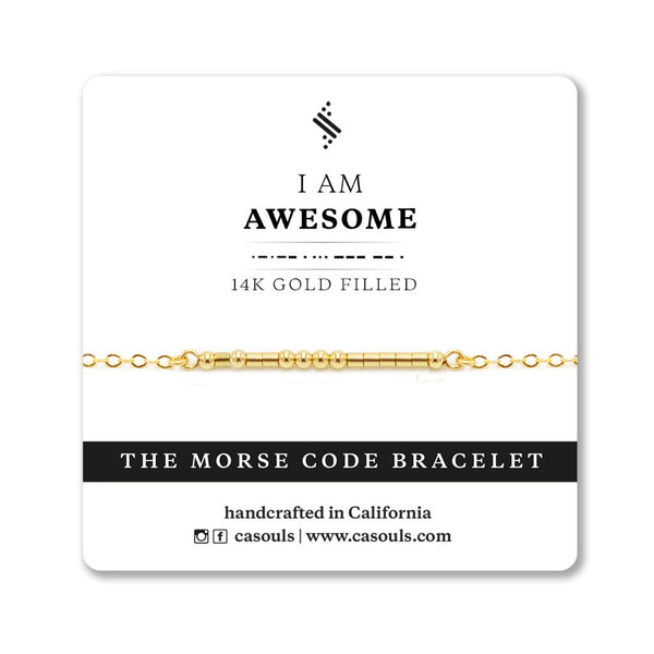AWESOME - EMPOWERING BRACELET - CA SOULS