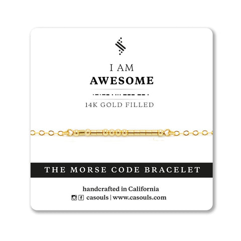 AWESOME - EMPOWERING BRACELET