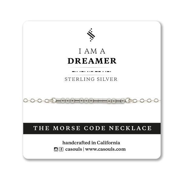 DREAMER - EMPOWERING NECKLACE - CA SOULS