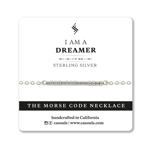 DREAMER - EMPOWERING NECKLACE