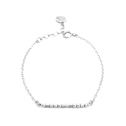 LOVE YOU ALWAYS - MORSE CODE BRACELET - CA SOULS