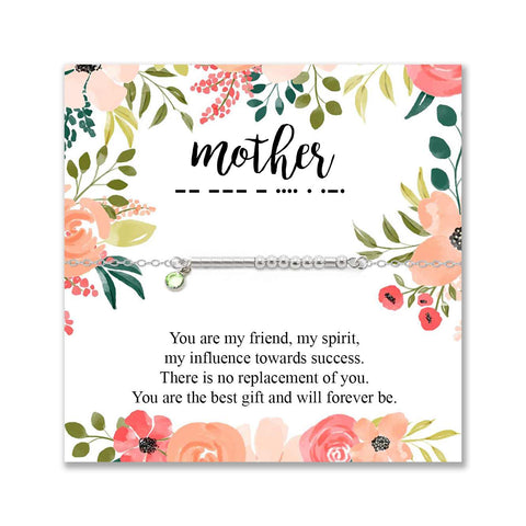 MOTHER GIFT - MESSAGE #2