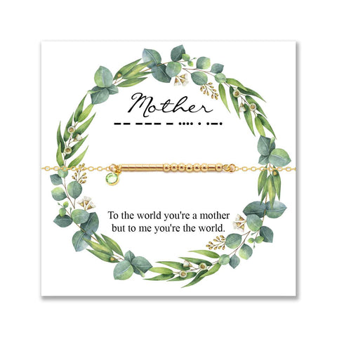 MOTHER GIFT - MESSAGE #3