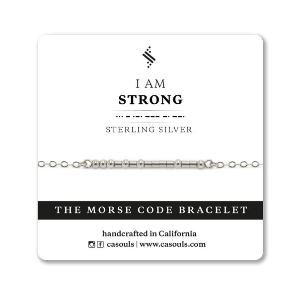STRONG - EMPOWERING BRACELET - CA SOULS