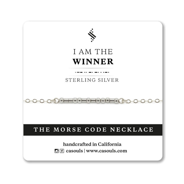 WINNER - EMPOWERING NECKLACE - CA SOULS