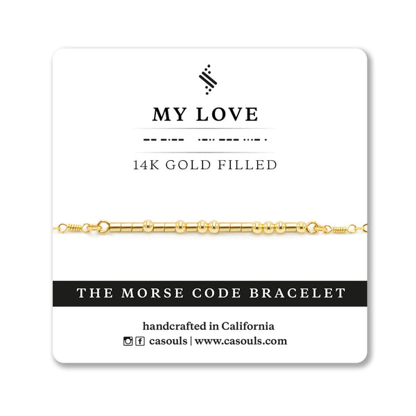 MY LOVE BRACELET - SALE - CA SOULS