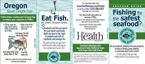 Oregon Seafood Guide: Fishing for the Safest Seafood